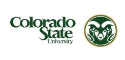 Colorado State Univserstiy Logo